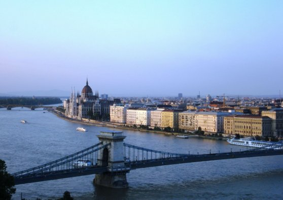 Travel Postcard - Budapest in Memory
