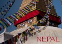 Travel Postcard - Nepal