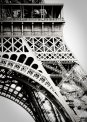 Travel Postcard - Eiffel Tower