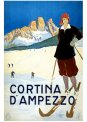 Travel Postcard - Cortina