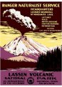 Travel Postcard - Mount Lassen