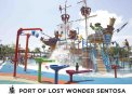Travel Postcard - Port of Lost Wonder