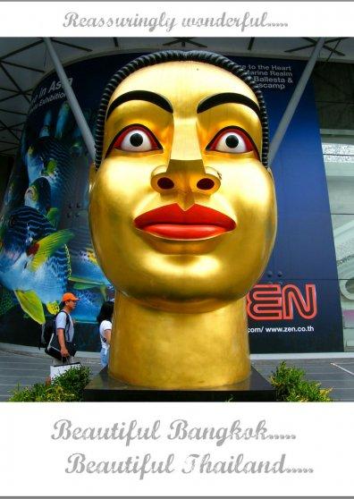 Travel Postcard - Reassuringly Wonderful Thailand