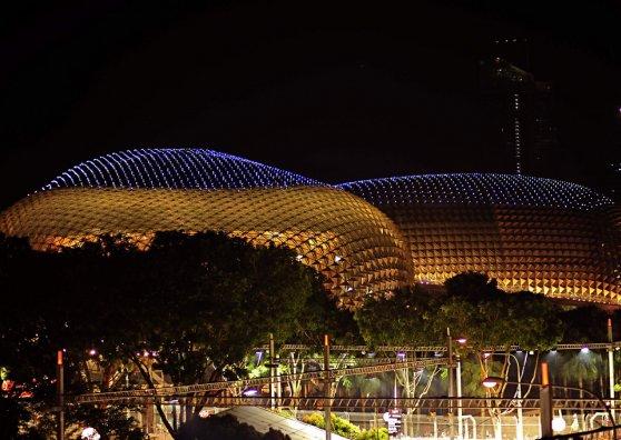 Travel Postcard - Singapore - The Durian