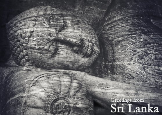 Travel Postcard - Sri Lanka