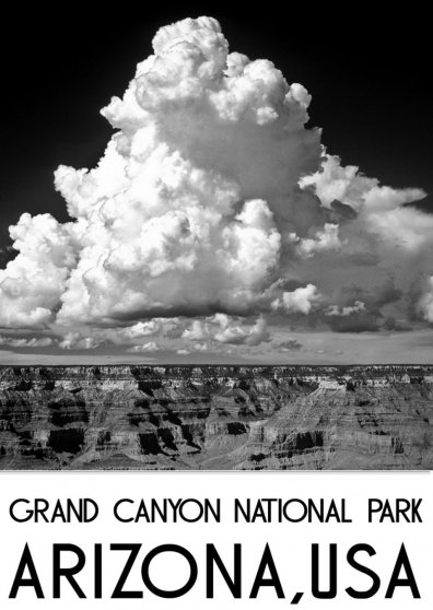 Travel Postcard - Grand Canyon