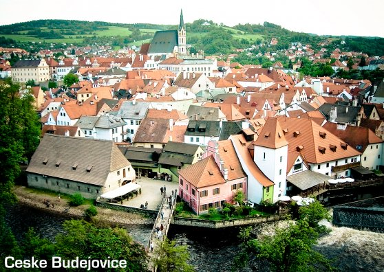 Travel Postcard - Czech Republic