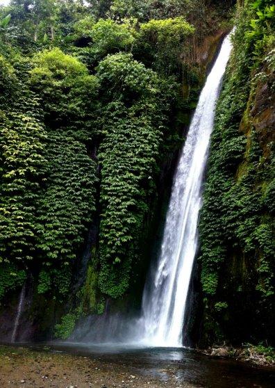Travel Postcard - Waterfall