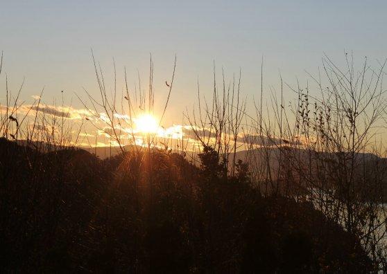 Travel Postcard - Sunrise!