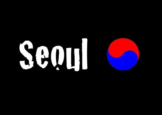 Travel Postcard - Seoul