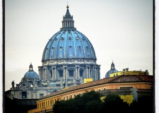 Travel Postcard - Vatican