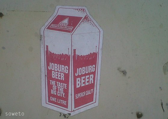 Travel Postcard - Joburg Beer