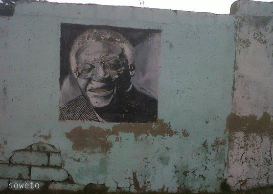 Travel Postcard - Desmond Tutu