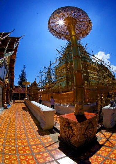 Travel Postcard - CHIANG MAI  THAILAND