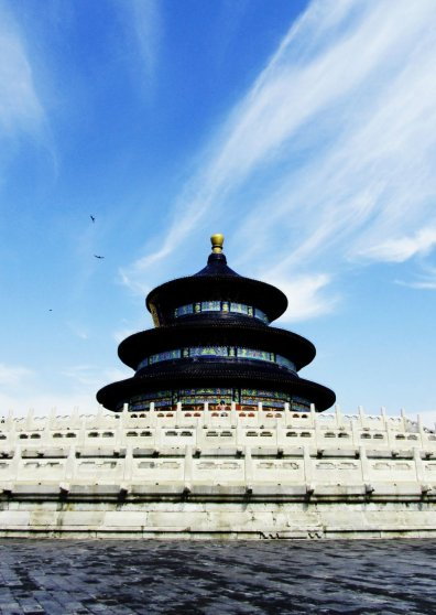 Travel Postcard - Temple of Heaven