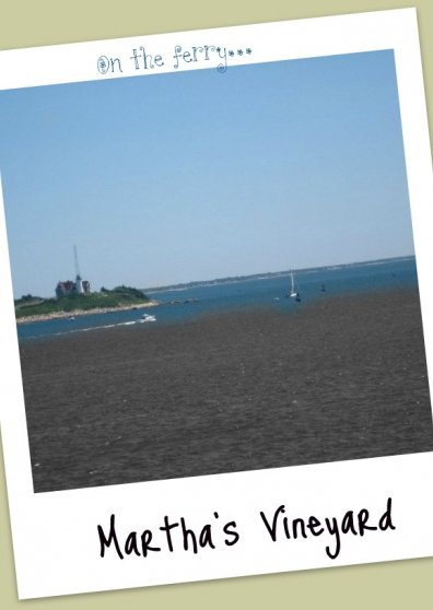 Travel Postcard - Cape Cod