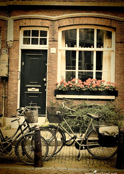 Travel Postcard - Dutch Style