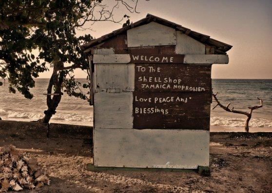 Travel Postcard - Jamaica, no problem!