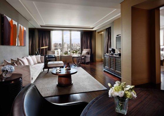 Travel Postcard - Opera Suite - Living Room