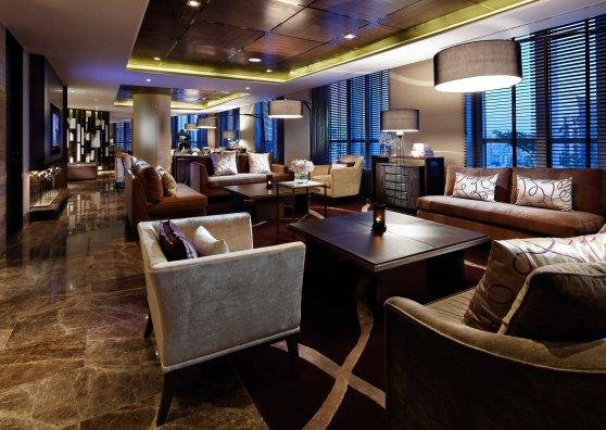 Travel Postcard - Club Millesime - Lounge
