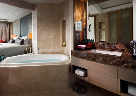 Travel Postcard - Luxury Club Millesime Room-Bathroom