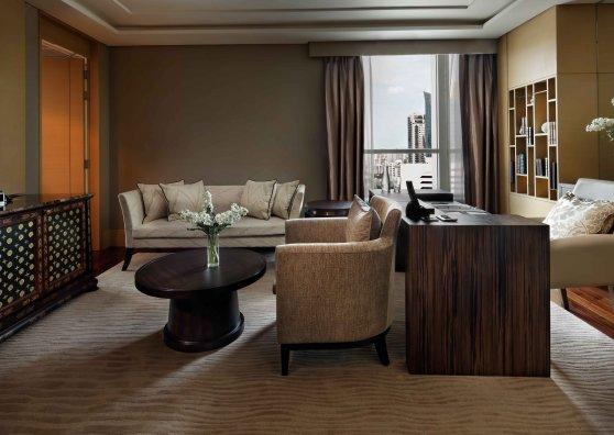 Travel Postcard - Prestige Suite - Living Room