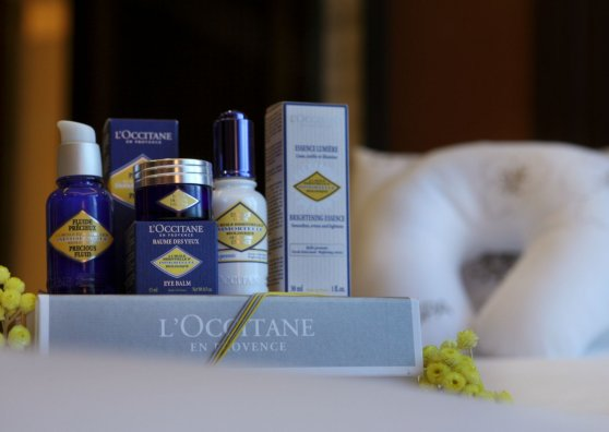 Travel Postcard - L'Occitane