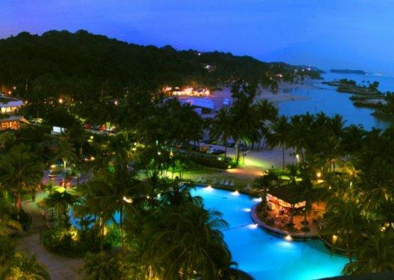 Travel Postcard - Shangri-La's Rasa Sentosa Resort