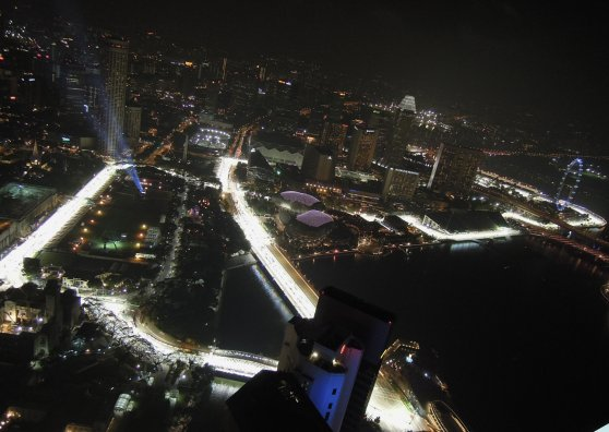 Travel Postcard - Singapore Grand Prix F1