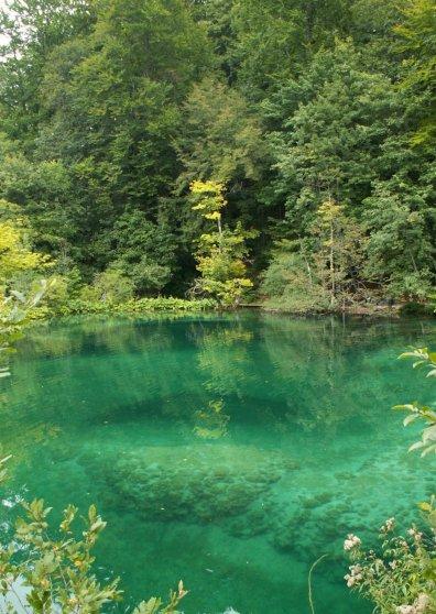 Travel Postcard - Plitvice lake