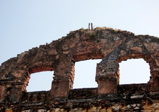 Travel Postcard - Sonargaon