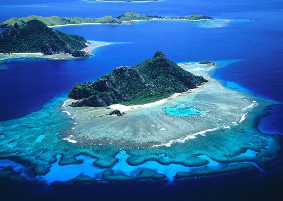 Travel Postcard - Mamanuca Islands - Fiji