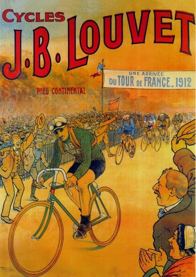 Travel Postcard - ciclismo