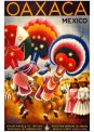 Travel Postcard - Oaxaca