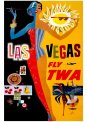 Travel Postcard - Las Vegas