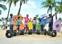Travel Postcard - Segway Fun ride