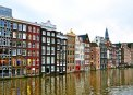 Travel Postcard - Amsterdam - The Netherlands