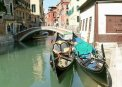 Travel Postcard - Canal in Venice