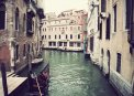 Travel Postcard - Venice canals
