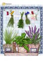 Travel Postcard - Hattifant's Herbal Garden